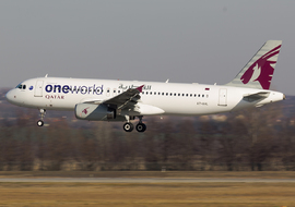 Airbus - A320-232 (A7-AHL) - odin7602
