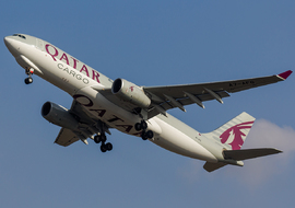 Airbus - A330-200F (A7-AFG) - odin7602