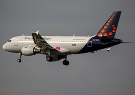 Airbus - A319-112 (OO-SSI) - odin7602