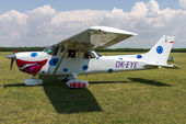 Cessna - 172 Skyhawk (all models except RG) (OK-EYE) By Peter Tolnai