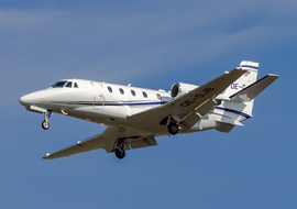 Cessna - 560XL Citation XLS (OE-GJB) - ptolnai