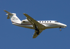 Cessna - 650 Citation III (HA-JEV) - ptolnai