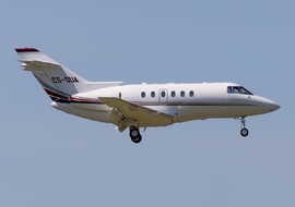 Hawker Beechcraft - 750 (CS-DUA) - ptolnai