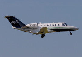 Cessna - 525 CitationJet (OE-FRS) - ptolnai