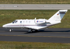 Cessna - 525 CitationJet (D-IBTI) - ptolnai