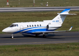 Raytheon - Hawker 800XP (HA-BES) - ptolnai