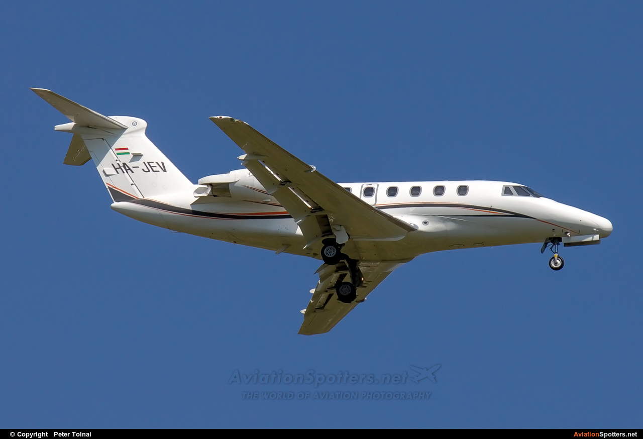 Private  -  650 Citation III  (HA-JEV) By Peter Tolnai (ptolnai)