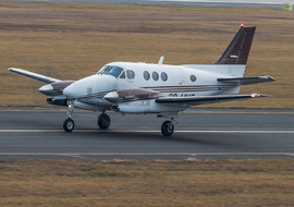 Beechcraft - 90 King Air (SP-MMS) - Rozgonyi Cecília