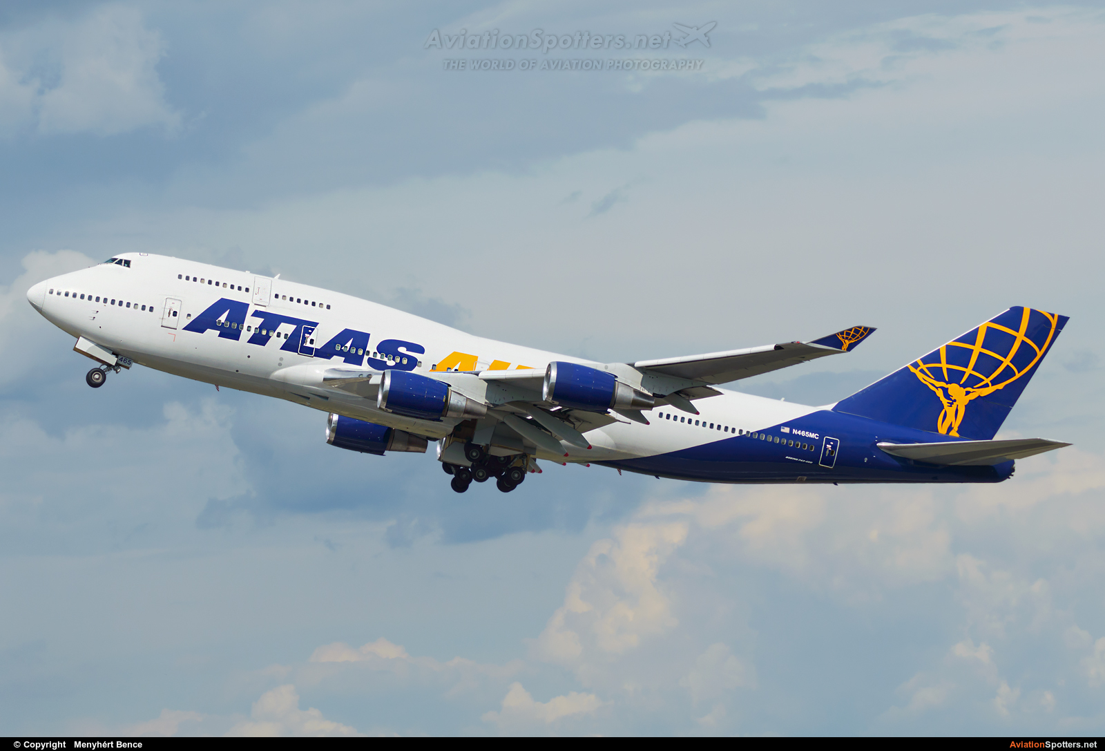 Atlas Air  -  747-446  (N465MC) By Menyhért Bence (hadesdras91)