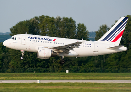 Airbus - A318 (F-GUGM) - regos