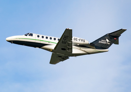 Cessna - 525 CitationJet (OE-FRS) - regos
