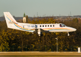 Cessna - 550 Citation II (T7-IGO) - regos