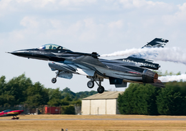 General Dynamics - F-16A Fighting Falcon (FA-101) - regos