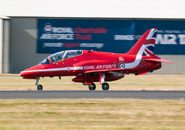 British Aerospace - Hawk T.1- 1A (XX245) - regos