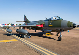 Hawker - Hunter F.58 (ZZ190) - regos