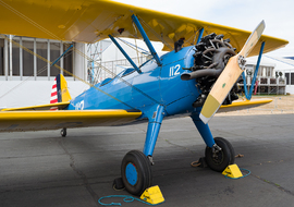 Boeing - Stearman, (all models) (G-BSWC) - regos