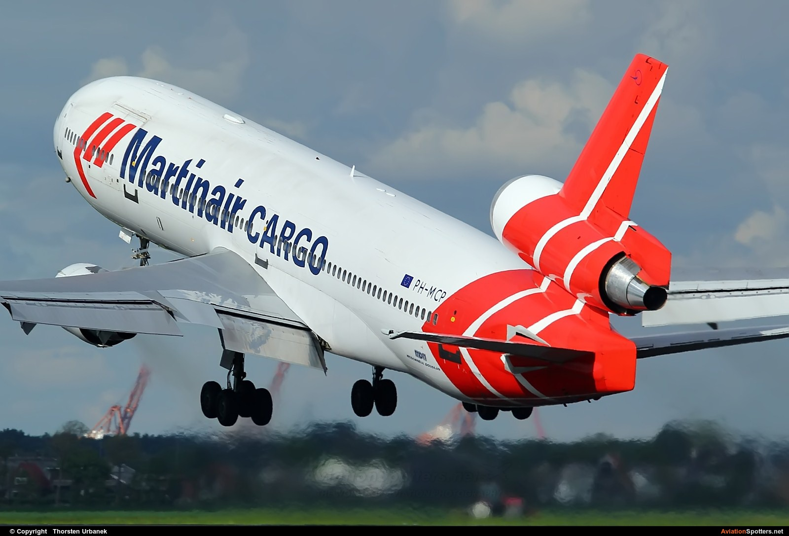 Martinair Cargo  -  MD-11F  (PH-MCP) By Thorsten Urbanek (toto1973)