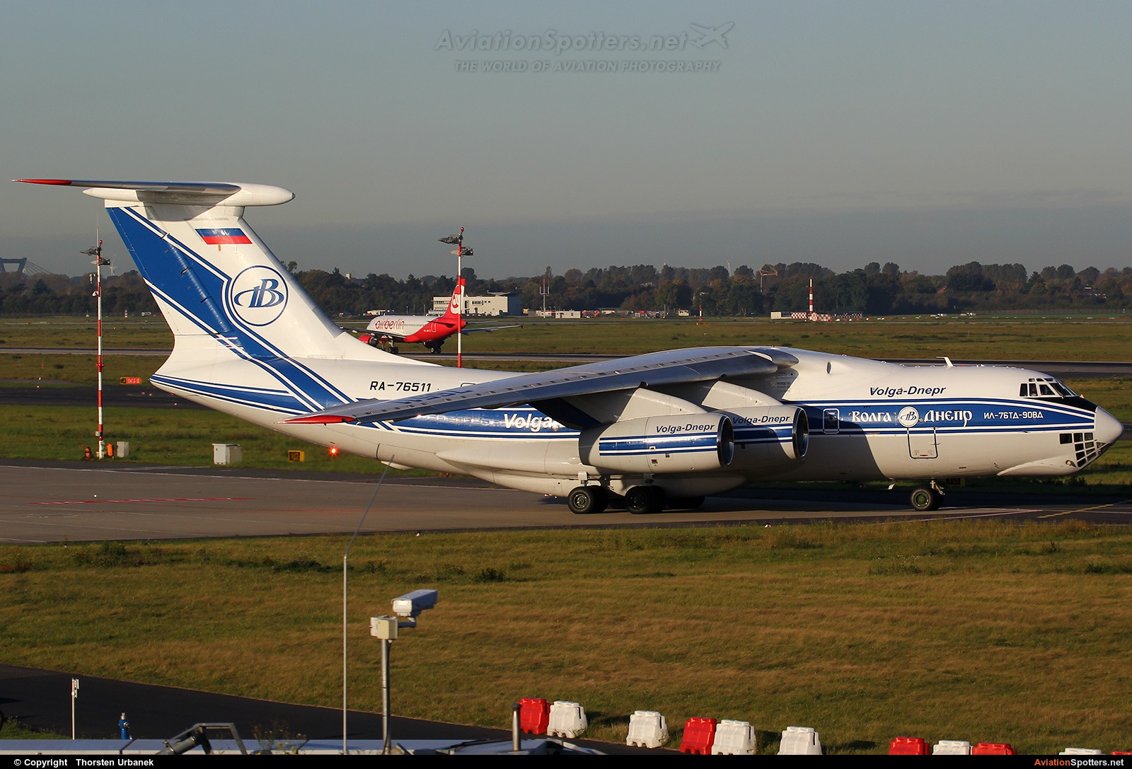 Volga-Dnepr Airlines  -  Il-76 (all models)  (RA-76511) By Thorsten Urbanek (toto1973)