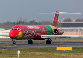 McDonnell Douglas - MD-83 (OY-RUE) - Digdis