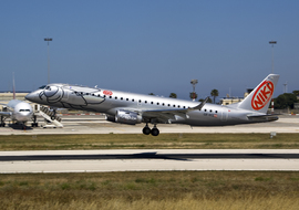 Embraer - 190 (OE-IXG) - rbpace