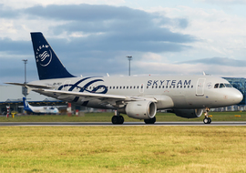 Airbus - A319-112 (OK-PET) - slowhand