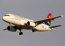 Airbus - A320-232 (ZS-SZD) - pieter78