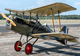 Royal Aircraft Factory - SE5A (OK-HUP02) - Piciu