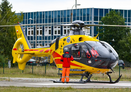 Eurocopter - EC135 (all models) (SP-HXF) - Piciu