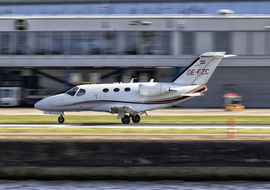 Cessna - 510 Citation Mustang (OE-FZC) - Maniek