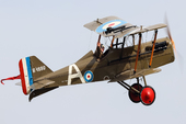 Royal Aircraft Factory - SE5A (OK-HUP02) By Bartlomiej Szczudlo