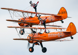 Boeing - Stearman, (all models) (N74189) - BartekSzczudlo