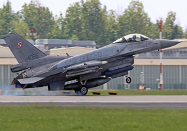General Dynamics - F-16C Block 52+ Fighting Falcon (4045) - BartekSzczudlo