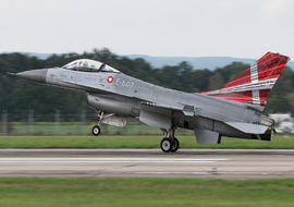 General Dynamics - F-16AM Fighting Falcon (E-607) - BartekSzczudlo