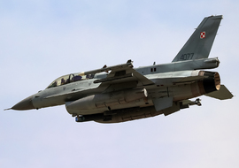 General Dynamics - F-16C Block 52+ Fighting Falcon (4077) - BartekSzczudlo
