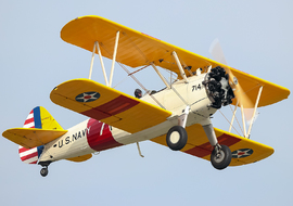 Boeing - Stearman, (all models) (SP-YWW) - BartekSzczudlo