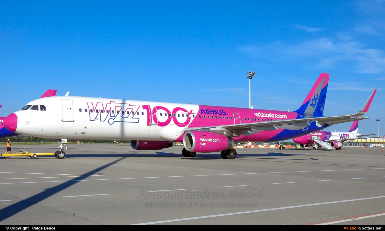 Wizz Air  -  A321-231  (HA-LTD) By Csige Bence (CsigeBence)