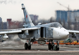 Sukhoi - Su-24MR (41 WHITE) - SergeyL