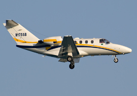 Cessna - 525 CitationJet (N175SB) - allex