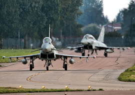 Eurofighter - EF-2000 Typhoon T3 (ZJ800) - ctt2706