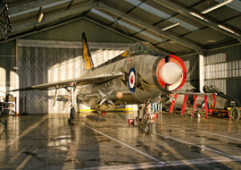 English Electric - Lightning F.3 (XR713) - ctt2706