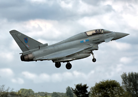 Eurofighter - EF-2000 Typhoon T3 (ZK381 / EX) - ctt2706