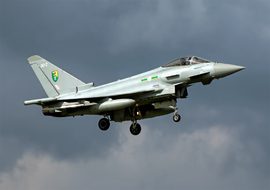 Eurofighter - EF-2000 Typhoon FGR.4 (ZJ911) - ctt2706