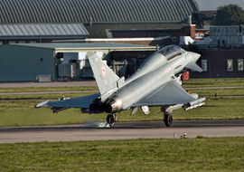 Eurofighter - EF-2000 Typhoon T3 (ZJ814) - ctt2706