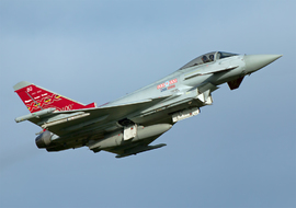Eurofighter - EF-2000 Typhoon FGR.4 (ZK353) - ctt2706