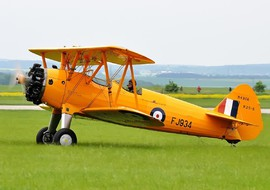 Boeing - Stearman, (all models) (FJ934) - vargagyuri
