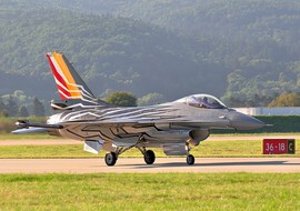 General Dynamics - F-16AM Fighting Falcon (FA-123) - vargagyuri
