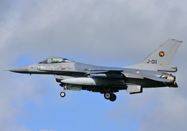 General Dynamics - F-16AM Fighting Falcon (J-011) - vargagyuri