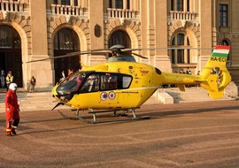 Eurocopter - EC135 (all models) (HA-ECI) - vargagyuri
