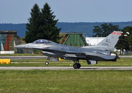 General Dynamics - F-16C Fighting Falcon (86-0341) - vargagyuri
