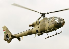 Aerospatiale - SA-341 - 342 Gazelle (all models) (HA-LFX) - vargagyuri